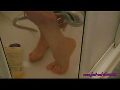 Anna - Dirty Feet in the Shower