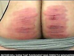 Реформаторский Порка тростью - максимальное наказание
