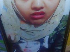 Bangladeshi hijabi flicka som sayebaa