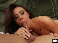 Chanel Preston gets the cock she wants
