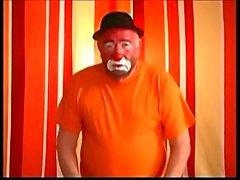 Clown порно Ведущая бурильная труба