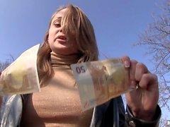 bambino ceche della di Ivana dello zucchero martellava for money