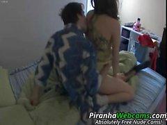 Sexe adulte amateur par webcam