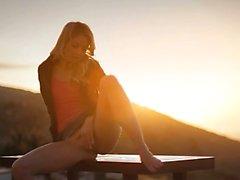 Sunset di Malibu di l'arte quel film prendere in giro