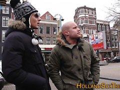 Голландской шлюха эякуляция покрыты