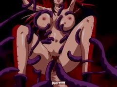 Uncensored Tentacle Hentai