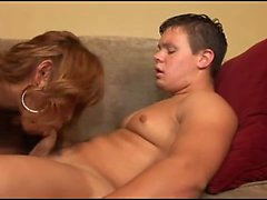strong guy and sexy shemale mutual fuck