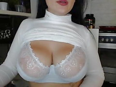 Dicke Titten Mollige Frauen Chubby Teen 3! CUM! WEBCAM! BOOBS! WICHSEN!