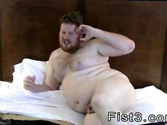 ficken Faust Homosexuell Jungen zum Film sagen Hallo Fisting Bottom, Brock!