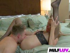 Big Ass MILF Desi Dalton Gets Fucked
