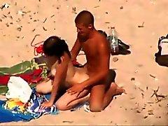 Sesso al spiaggia - uno