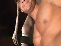 Mike Hunky Stripper