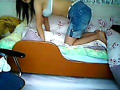 Fille coréenne webcam_strip