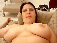 Gordas Mia demuestra que las niñas de grasa dan el mejor Pajas