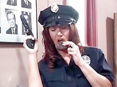Лесбиянки Полицейский и Лола