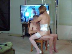 Mais diversão cadeira com Michelle