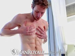 Hot Jocks Nico Duvall & Austin Everett Fuck Hard
