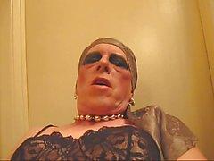 Joanne Slam - granny tranny action