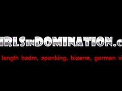 Hot BDSM vagabundas Dominate