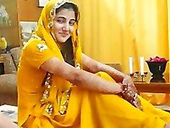Горячая Пакистанская Girls говорили о мусульманской Паки Секс в большом Hindustani