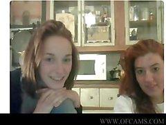 Jeunes filles Webcam applaudir drôles javx paradis