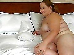 Konst fingrar eller fucks springa av någon elaka feta kvinnan