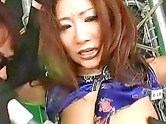 Trimmed Hairy Pussy Asian Teen Tied And Made To Orgasm