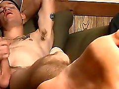Video alegres Str8 Boy de pé Fun And Jack Off