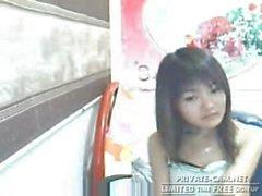 traviesa de webcam chino: la pornografía asiática Free Video de 42 la esposa chocho