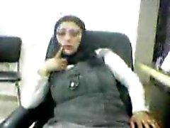 Sexo el hijab árabe