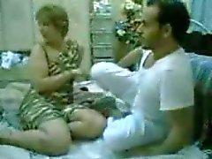 Mulher do arabian Kiss e fodido na Bichano peludo - sibel18 com