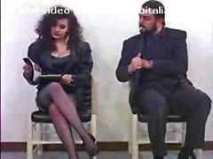 Jessica Rizzo e Angelica Bella insieme - 2 grote Italiaanse pornosterren samen