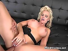 Hot MILF Alena Croft Gets Her Pussy Punie