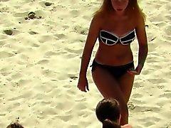 Guardate la mia doggystyle Beach !!