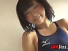 Japaner Teenie In Einem Bikini Zusammenstellung