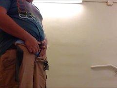 Cazzo piccolo paffuto bambino fa prendere da sicurezza in un Albergo