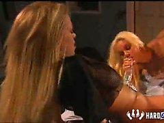Jenna Jameson au et de Carmen Luvana enfilent