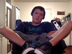 Lotes de orgasmos na minha cadeira de rodas