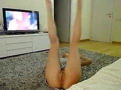 amatoriale andreea 93 se stessa diteggiatura su webcam