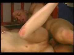 Christine Young - Group Sex