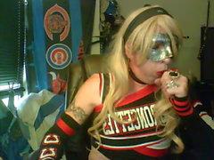 Sexy Cheerleader Gothy (parte 3)