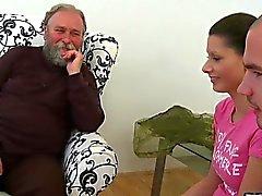 Geile Studentin surprise anal