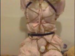 bounded kigurumi vibrating