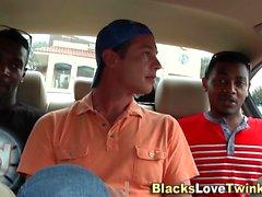 Black Amateurs cazzo n cum