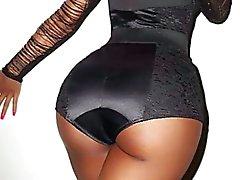 Nicki Minaj Wichs Foulspiel
