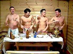 Jungs in der Sauna två - Sauna för pojkar 2