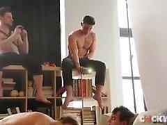 Датский мальчик - Джетт Блэк (Jeppe Hansen - Дания) Gay Sex 8
