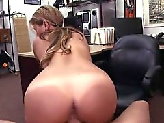 Amateur busty milf casting A Tip for the Waitress