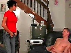Bareback Bisex MMF Threesome 01
