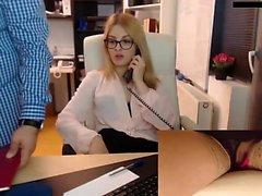Европейская блондинка любительского милашки ударила в публичный pov